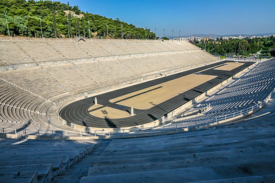 Panathinaikon stadium, Athens, Greece