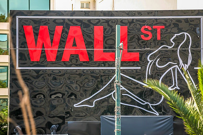 Wall Street Obviously Has a Different Meaning in Greece