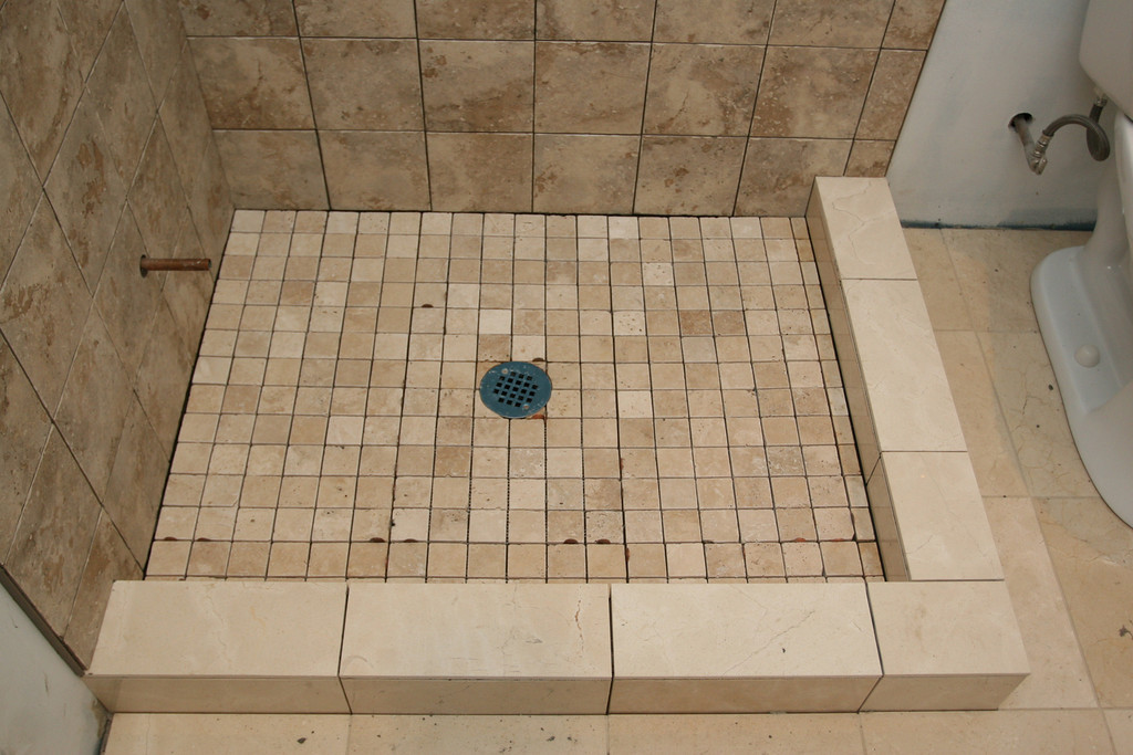 2011 02 06u003cbr /u003e U003cbr /u003e Shower Floor Tiles
