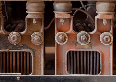 Electrical monster Orange Empire Railway Museum, Perris, CA