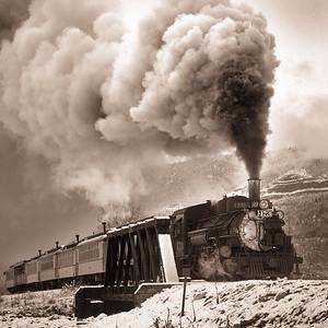 Durango & Silverton NGRR #473