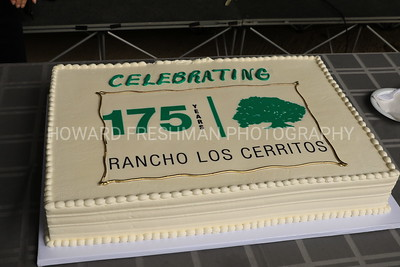 Rancho Los Cerritos 175th anniversary
