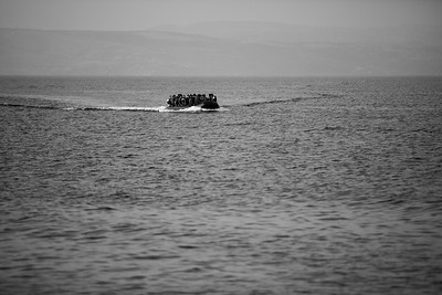 Aegean Sea, Lesvos Island, Greece. October 2015. ------- Mer Égée, Ile de Lesbos, Grèce. Octobre 2015.