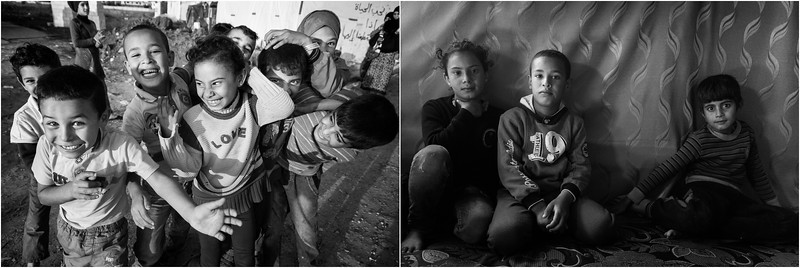 2015/2017<br /> Refugee camp in Bekaa Valley, Lebanon.<br /> ------<br /> Camp de réfugiés de la Vallée de la Bekaa, Liban.
