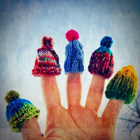 Day 14: a few tiny hats.