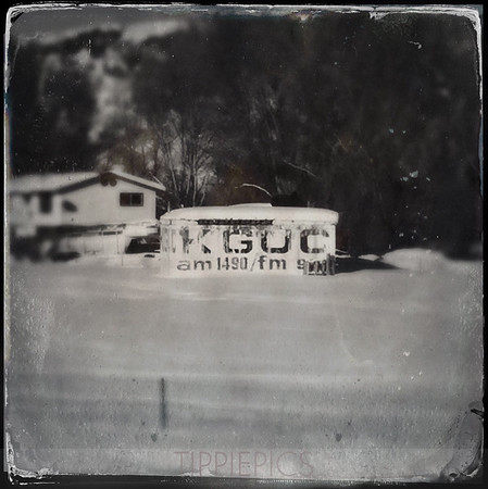 Day 16: KGUC. There are so many places in Gunnison and Crested Butte they are iconic in my mind. Some are just as iconic to others and some, I suspect, are obscure. I think this is part of the former.