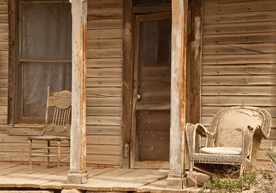 Abandoned Porch