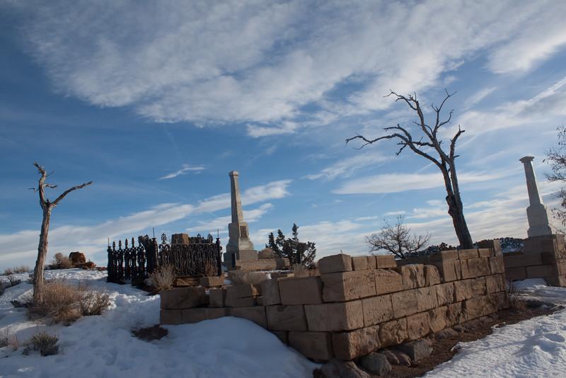 Cemetery Monument