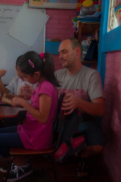 Rhythm in the Barrios