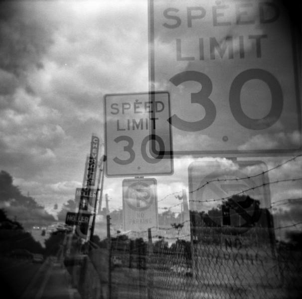Thirty mph