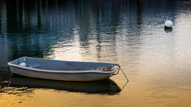 Boat on Rockport