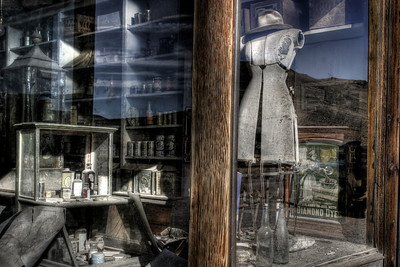 Bodie, HDR, 2009