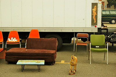 The Pinup, Couched in Domesticity