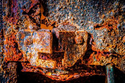 Rusty Hinge