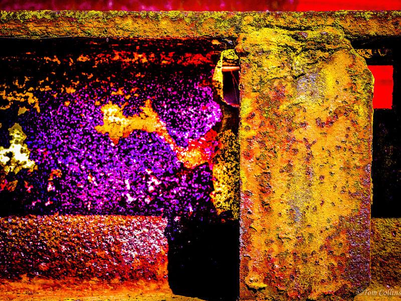 Rusty I-Beam