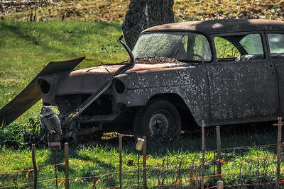 Rusty - 033 Scarecrow Car