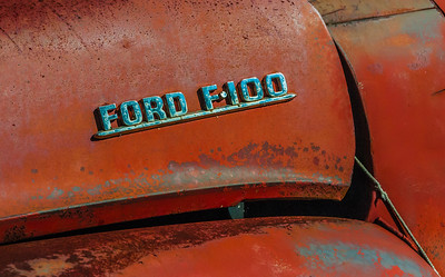 Ford F-100 Finished