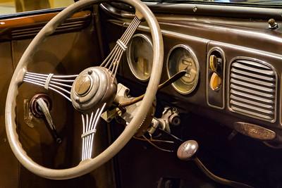 Rusty - 042 Franklin D. Rosevelt's 1938 Ford - Warm Springs, GA