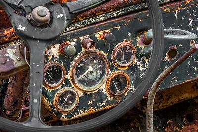Rusty - 039 Willys Jeep Study 05