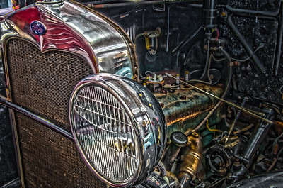 Ford 1931 Model A Engine