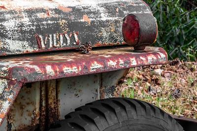 Rusty - 041 Willys Jeep Study 07