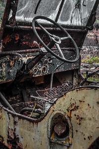 Rusty - 040 Willys Jeep Study 06