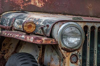 Rusty - 035 Willys Jeep Study 02