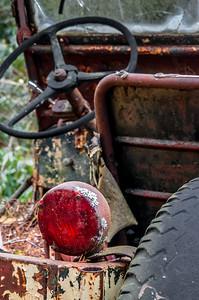 Rusty -038  Willys Jeep Study 04