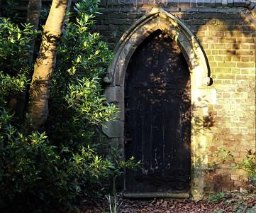 Churchyard Christchurch Southgate