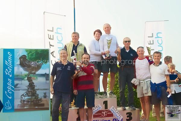 Il podio del Campionato della classe Explorer 20, Complimenti Taypan!!