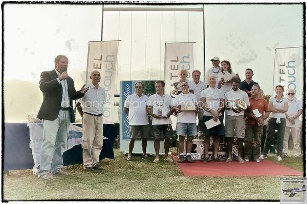 Premiazione della Classe A O.R.C. Complimenti a tutti: Epervier ITA-383, J24, Maly-X, Misulteam ITA-798. Artistic