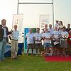 Premiazione della Classe A O.R.C. Complimenti a tutti: Epervier ITA-383, J24, Maly-X, Misulteam ITA-798