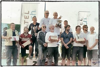 Premiazione della Classe B O.R.C. Complimenti a tutti:  Surprise ITA-2, Chiodo Fisso ITA-16667, Re Davide ITA-1132. Artistic view