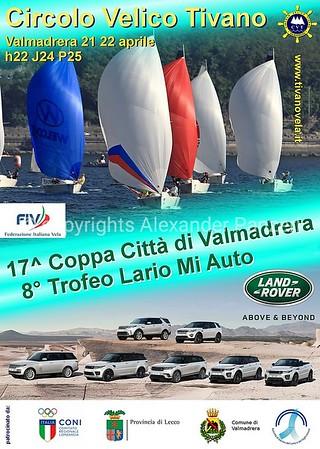 17° COPPA CITTA' DI VALMADRERA - 8° TROFEO LARIO MI AUTO