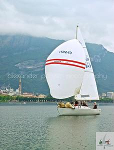 La barca campione in femminile per un giorno