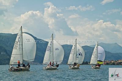 Il riscatto nazionale anticipa e marca stretto la barca statunitense - J24ITA2014