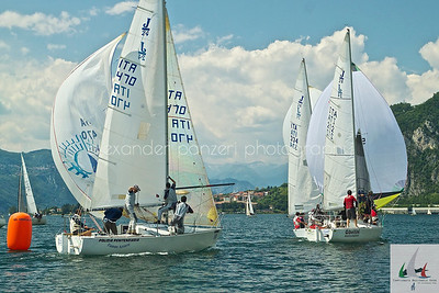 Issata in boa pomeridiana - J24ITA2014