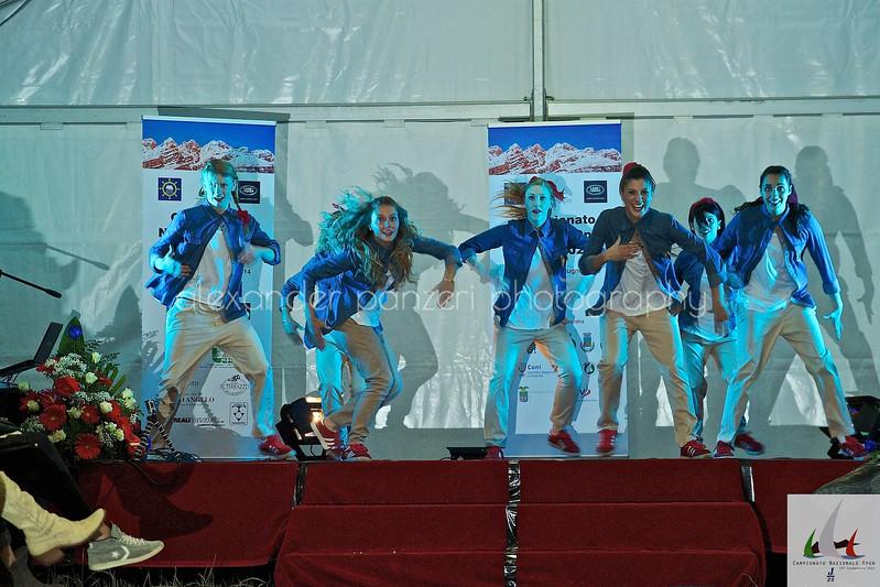Scuola di Ballo Scarpette Rosse per Il Prodiere - J24ITA2014
