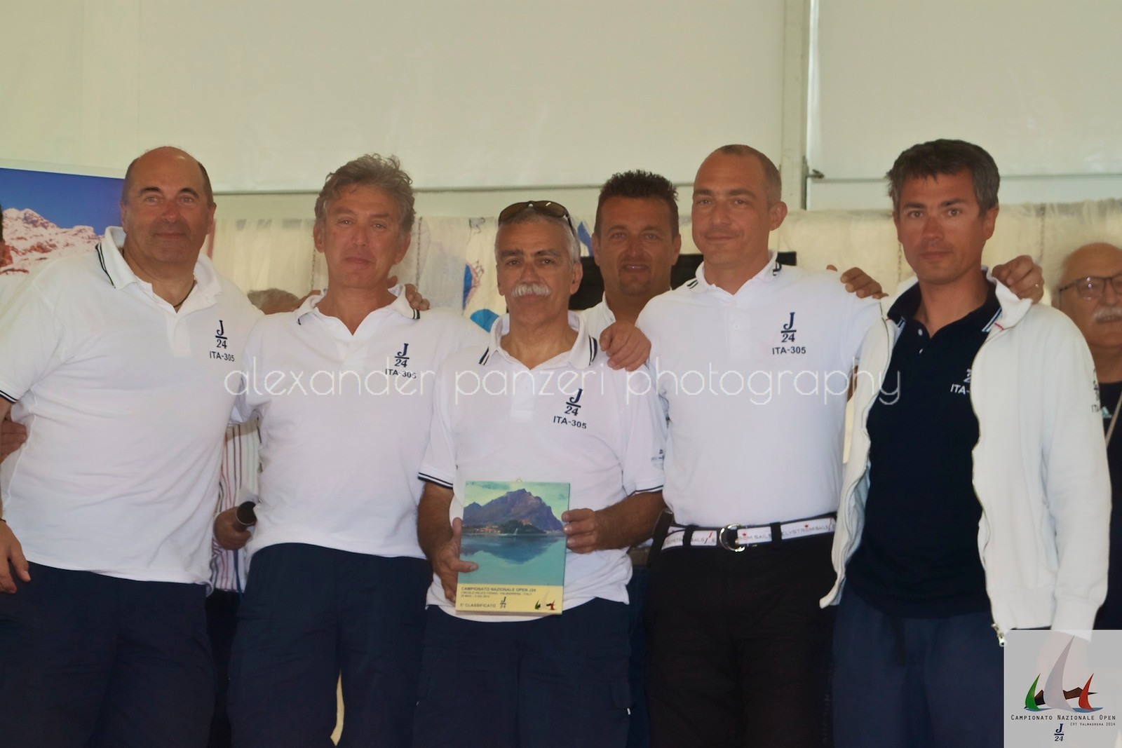 Team di Kils premiato per la quinta posizione Assoluta