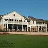 The Saluda River Clubhouse, designed by Allison Ramsey Architects, is located in Lexington, South Carolina.