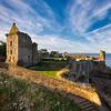 St. Andrews Castle – St. Andrews, Scotland
