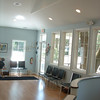 Rennovation of Sea Island Pediatrics, designed by Allison Ramsey Architects, is located in Beaufort, South Carolina.
