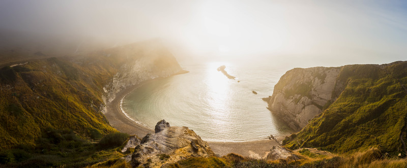 Durdle door cove