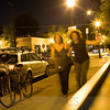 """Day 169 (2 of 2)<br /> Denver<br /> """"Like old times""""<br /> <br /> I can't tell you what an amazing time I had with Lynne! It was like running into an old (but MUCH younger) friend after not having seen each other for a long time.... It was so easy! (But this was the first time we'd met - literally hours before.)"""