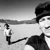 "Day 210<br /> Great Sand Dunes Monument, Colorado<br /> ""Running in the sand"""