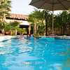 Day 63<br /> Casa del Sol<br /> Pool<br /> <br /> Our daily routine... Get up, laze around, jump in the pool with the girls, get them worn out, eat lunch, pool again and nap... I mean, siesta.... Nice life!