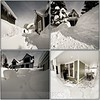Day 337 (1 of 2)<br /> My yard<br /> <br /> Just a few shots of me around our yard with the insane amounts of snow.... taken while I was shovelling in hopes that the washer/dryer would be delivered. Nope.