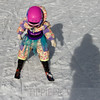 "Day 256<br /> Mt Creste Butte<br /> <br /> I got Sammie, my little fairy, fitted for skis while Chris took Ellie out for a few runs on the ""magic carpet"". Both girls had a blast - and I had a lame SP... LOL!"