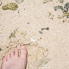 Day 68 (2 of 2)<br /> La Buena Vida beach<br /> <br /> We headed to a small restaurant/bar to hang out and let the girls play in the pool and on the beach. And I got the obligatory photo of my foot in the sand. *yawn*