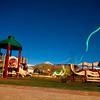 """Day 231<br /> Rainbow Park (again!)<br /> """"Night lights"""""""